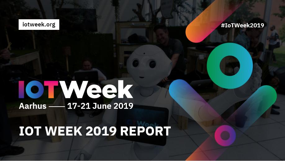 IoT Week 2019 Report