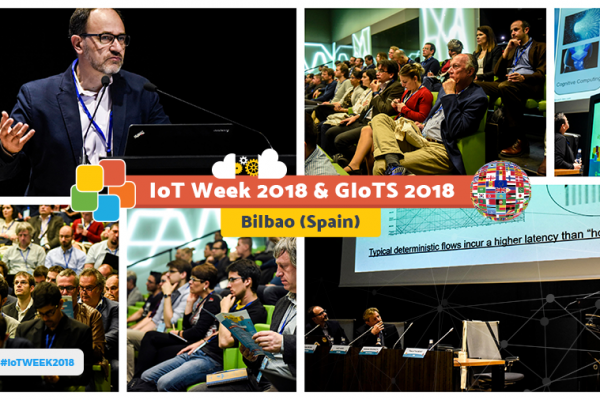 IoT Week 2018 Bilbao