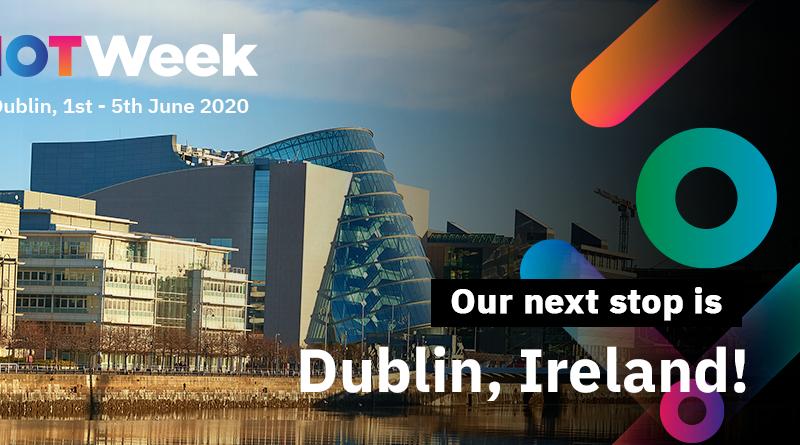 Next stop Dublin