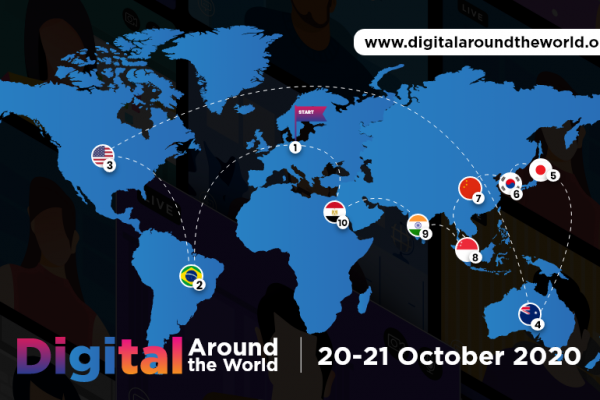 DigitalAroundtheWorld