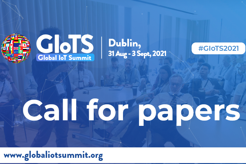 GIoTS 2021 Call for papers