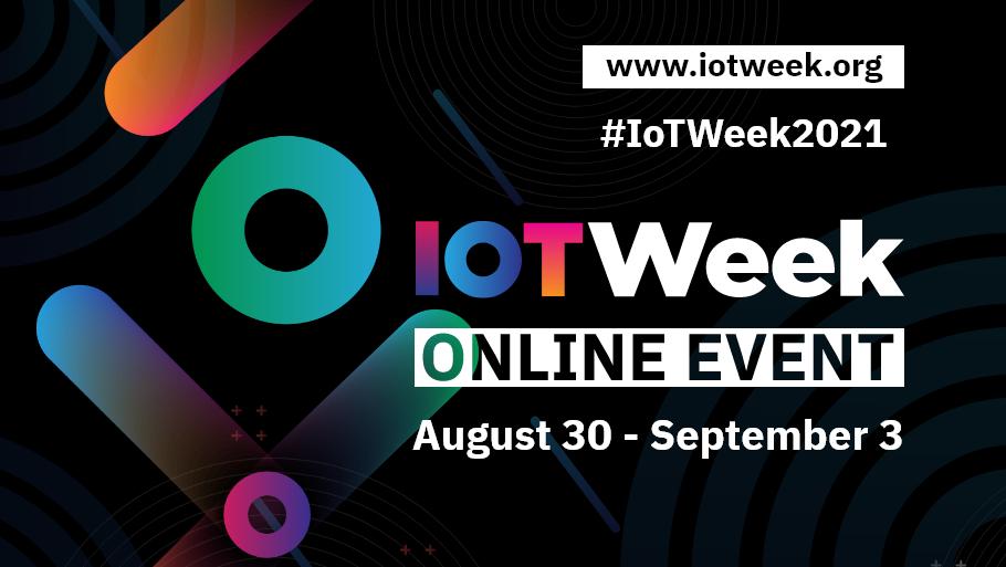Online event IoT Week 2021